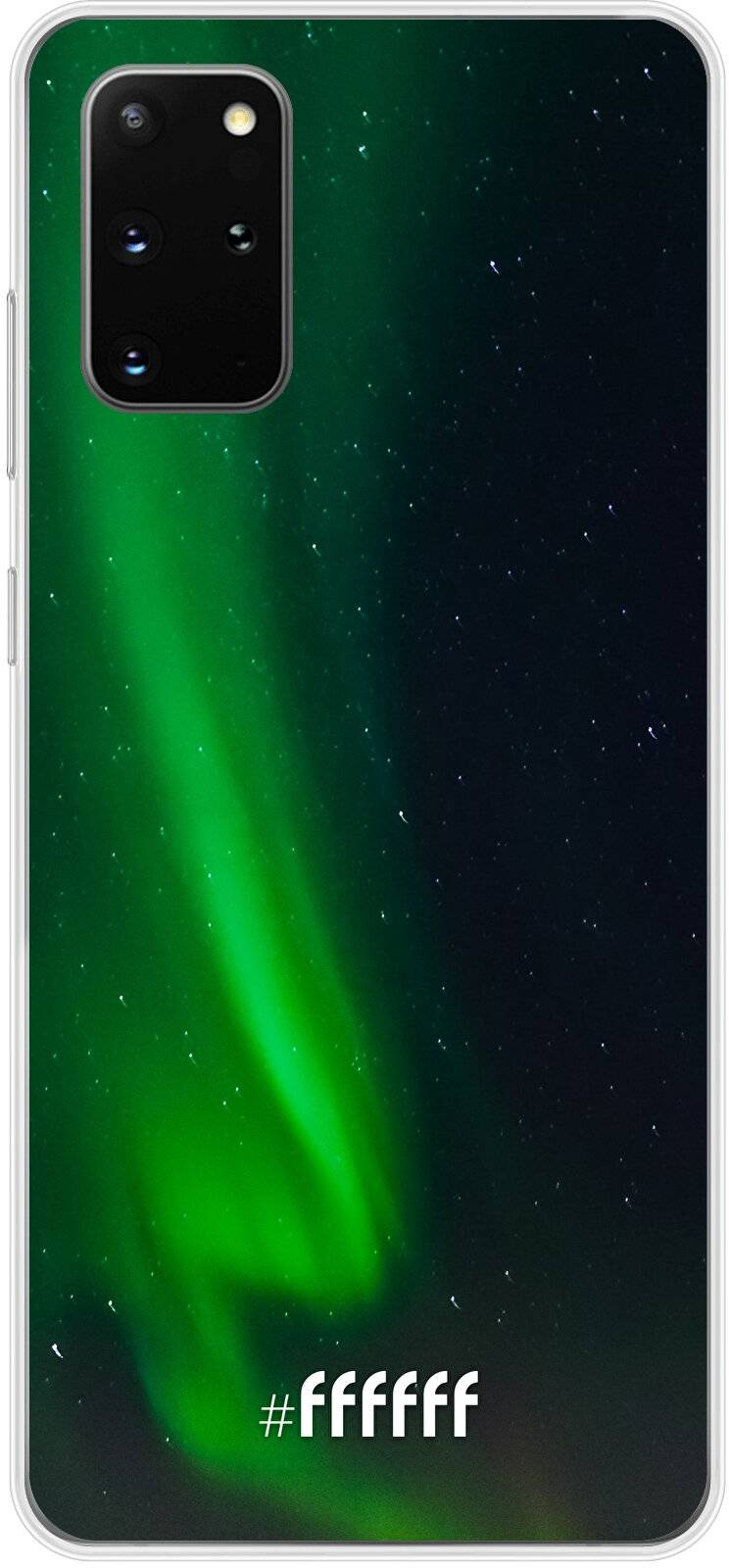 Northern Lights Galaxy S20+