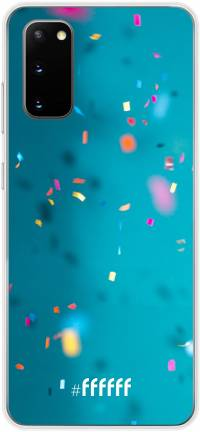 Confetti Galaxy S20