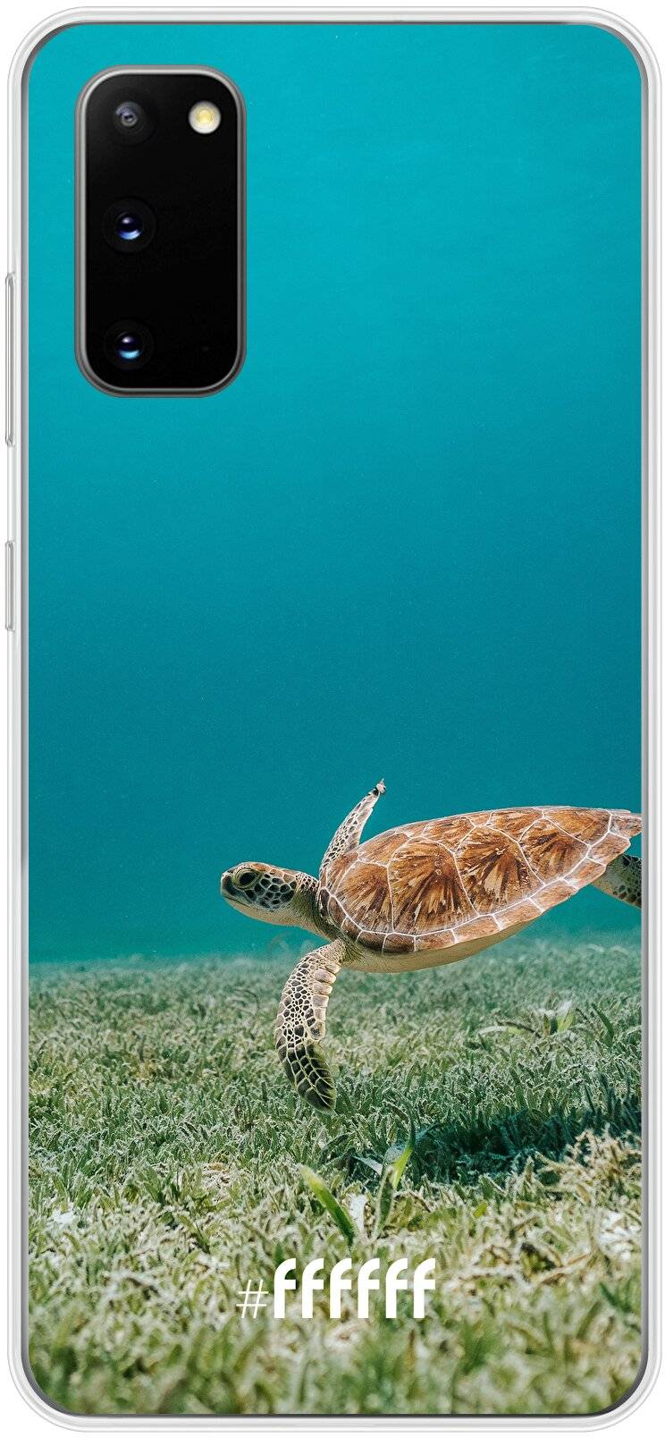 Turtle Galaxy S20