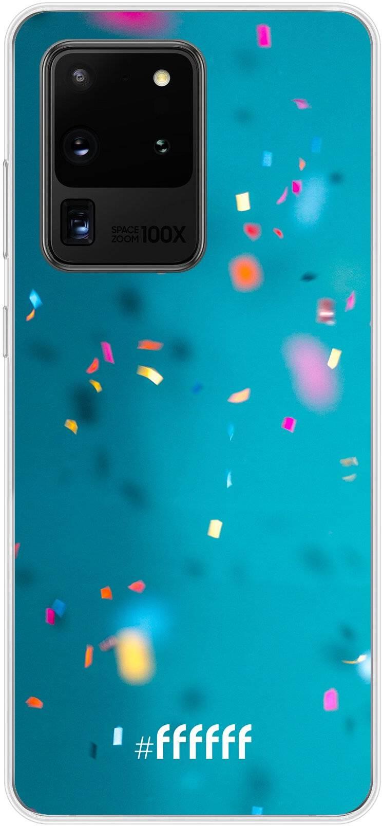 Confetti Galaxy S20 Ultra