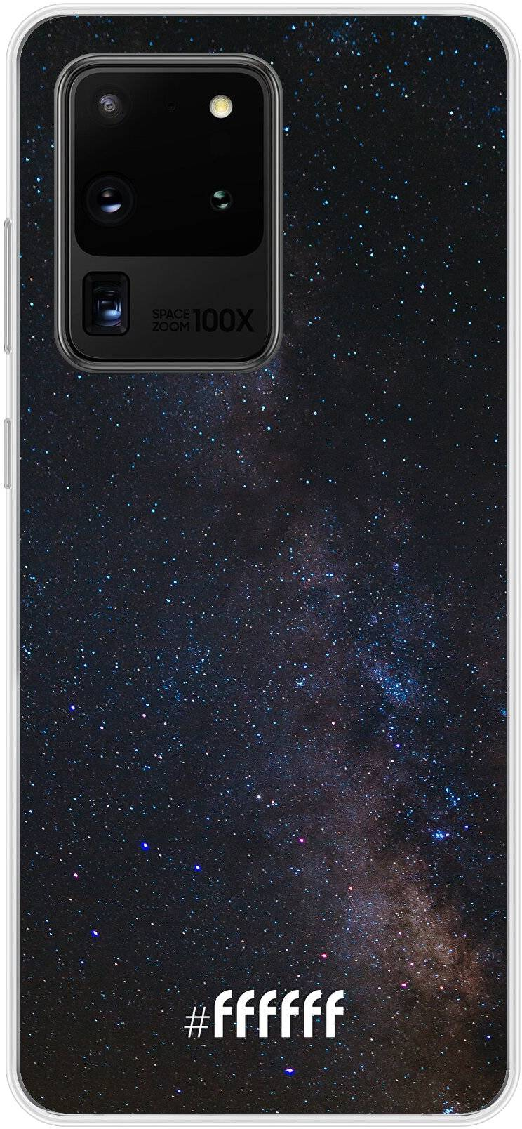 Dark Space Galaxy S20 Ultra