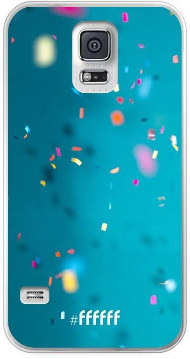 Confetti Galaxy S5