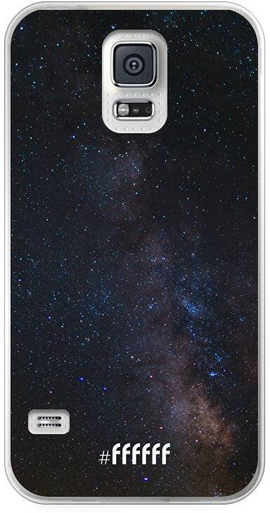 Dark Space Galaxy S5