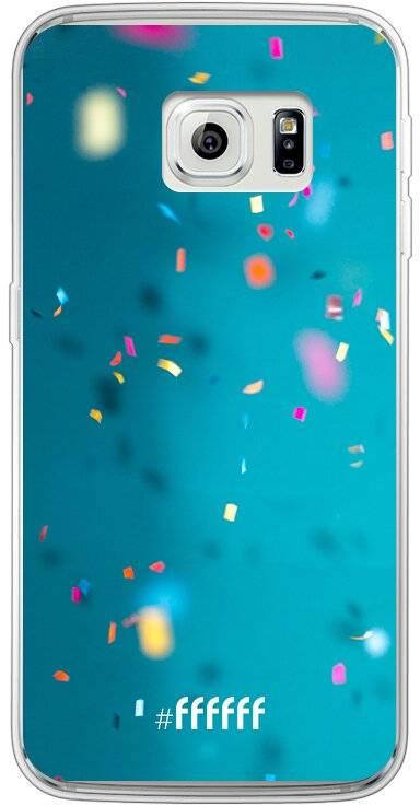 Confetti Galaxy S6 Edge