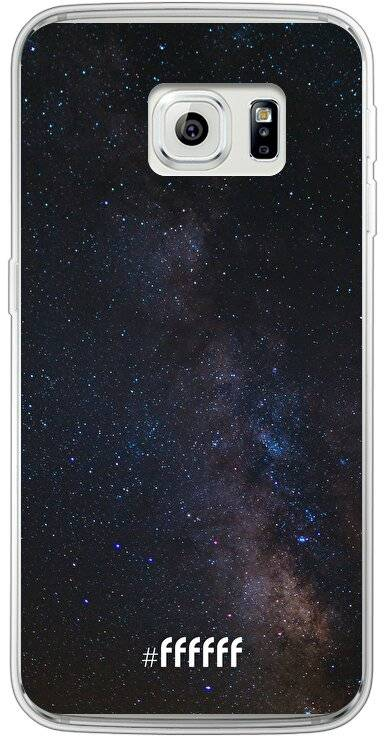 Dark Space Galaxy S6 Edge
