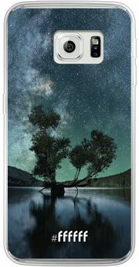 Space Tree Galaxy S6 Edge