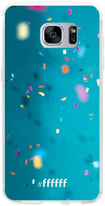Confetti Galaxy S7 Edge