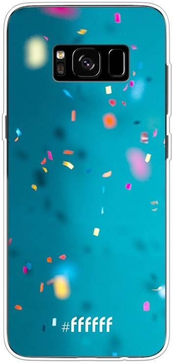 Confetti Galaxy S8 Plus