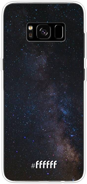 Dark Space Galaxy S8 Plus
