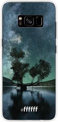 Space Tree Galaxy S8 Plus