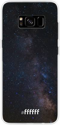 Dark Space Galaxy S8