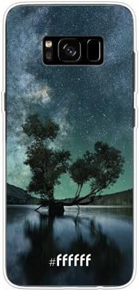 Space Tree Galaxy S8