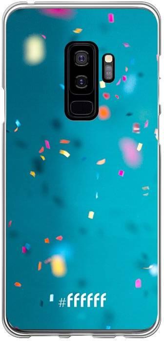 Confetti Galaxy S9 Plus