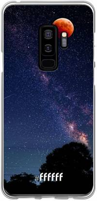 Full Moon Galaxy S9 Plus
