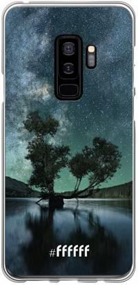 Space Tree Galaxy S9 Plus