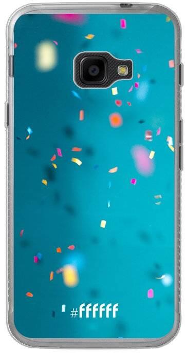 Confetti Galaxy Xcover 4