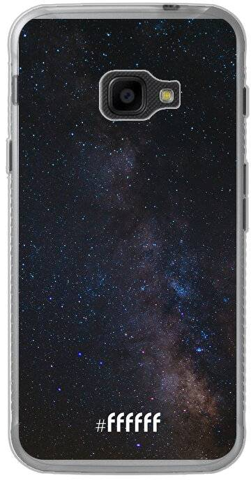 Dark Space Galaxy Xcover 4