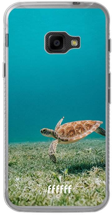 Turtle Galaxy Xcover 4