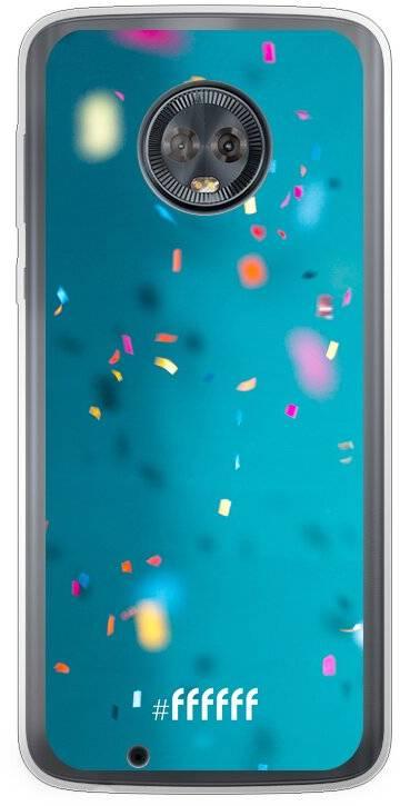 Confetti Moto G6