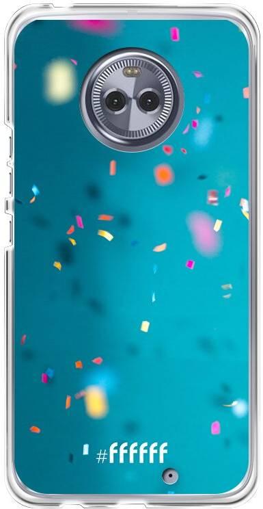 Confetti Moto X4