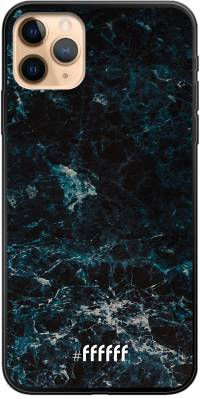 Dark Blue Marble iPhone 11 Pro Max