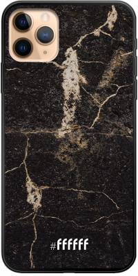 Dark Golden Marble iPhone 11 Pro Max