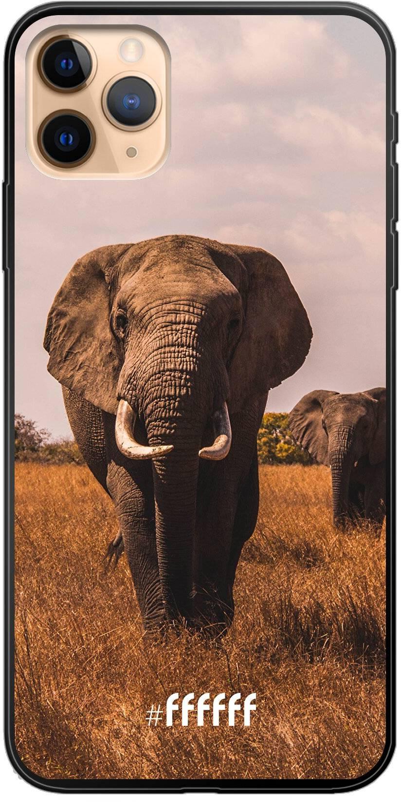 Elephants iPhone 11 Pro Max