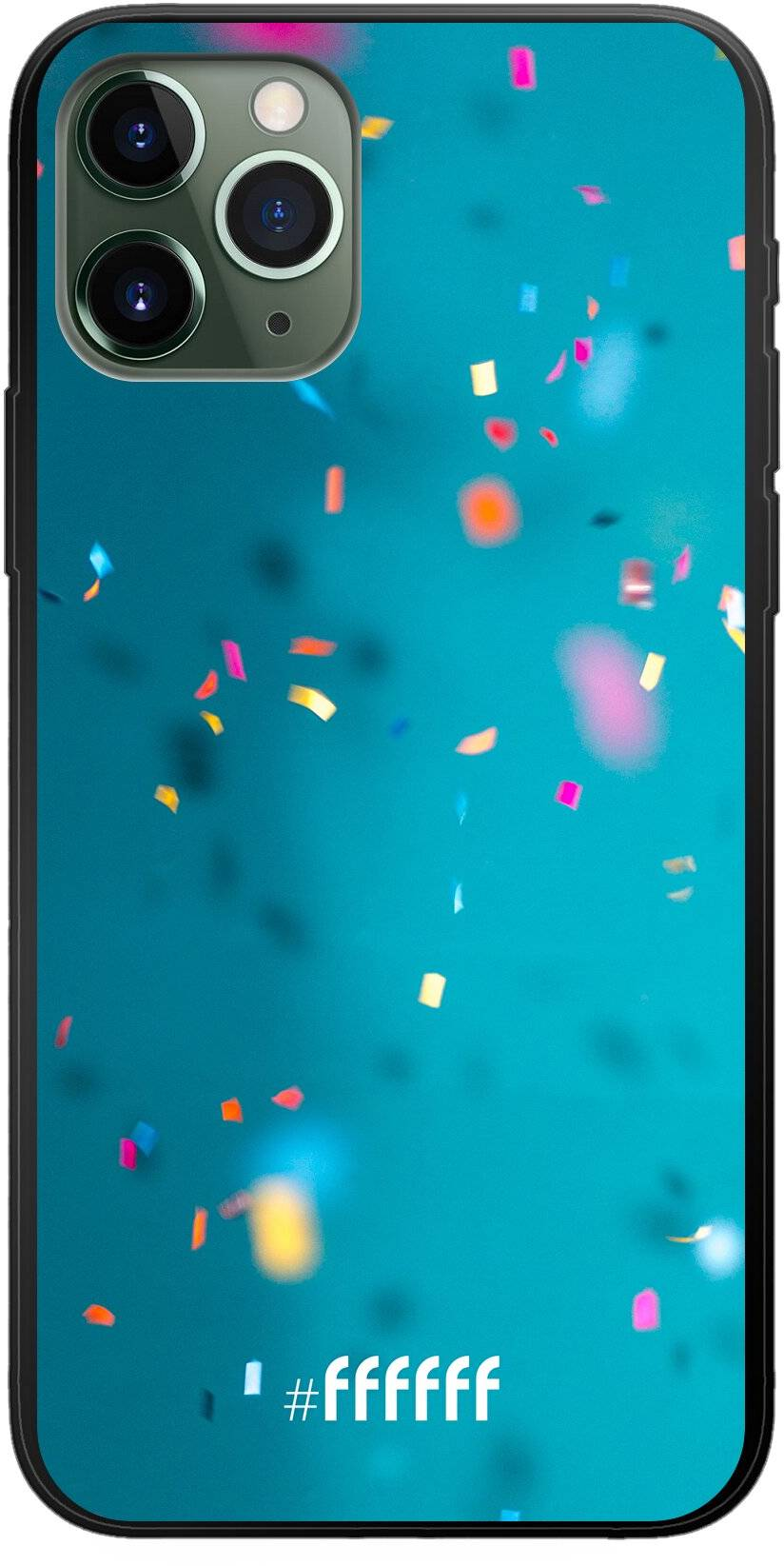 Confetti iPhone 11 Pro