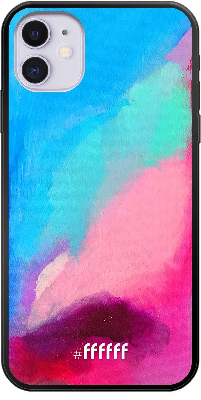 Abstract Hues iPhone 11