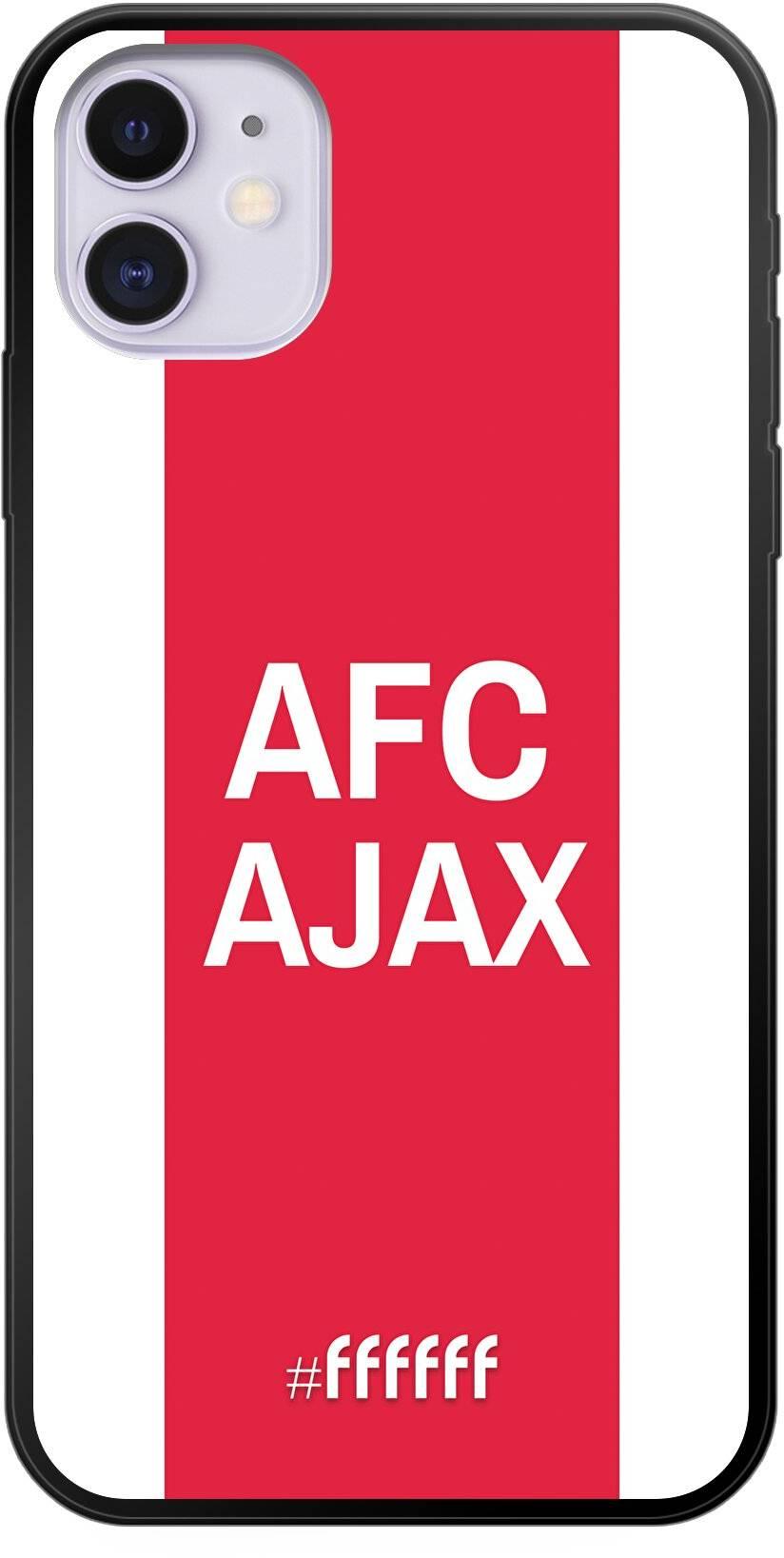 AFC Ajax - met opdruk iPhone 11