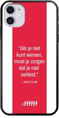 AFC Ajax Quote Johan Cruijff