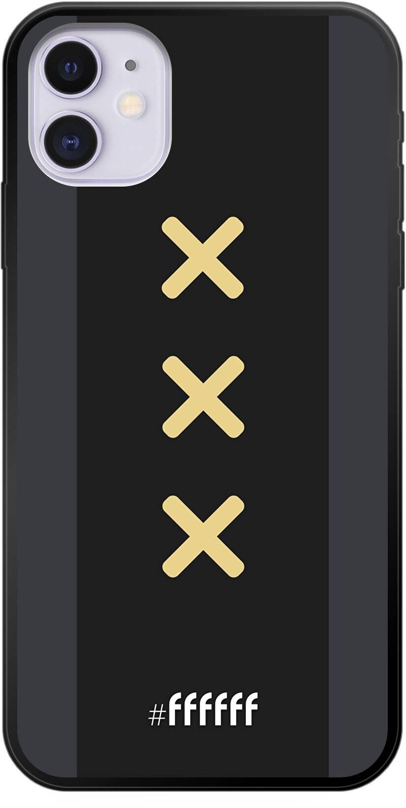 Ajax Europees Uitshirt 2020-2021 iPhone 11