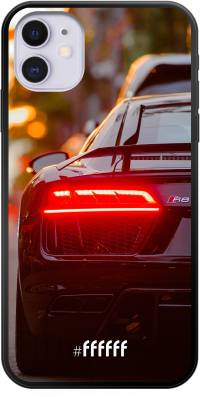 Audi R8 Back iPhone 11