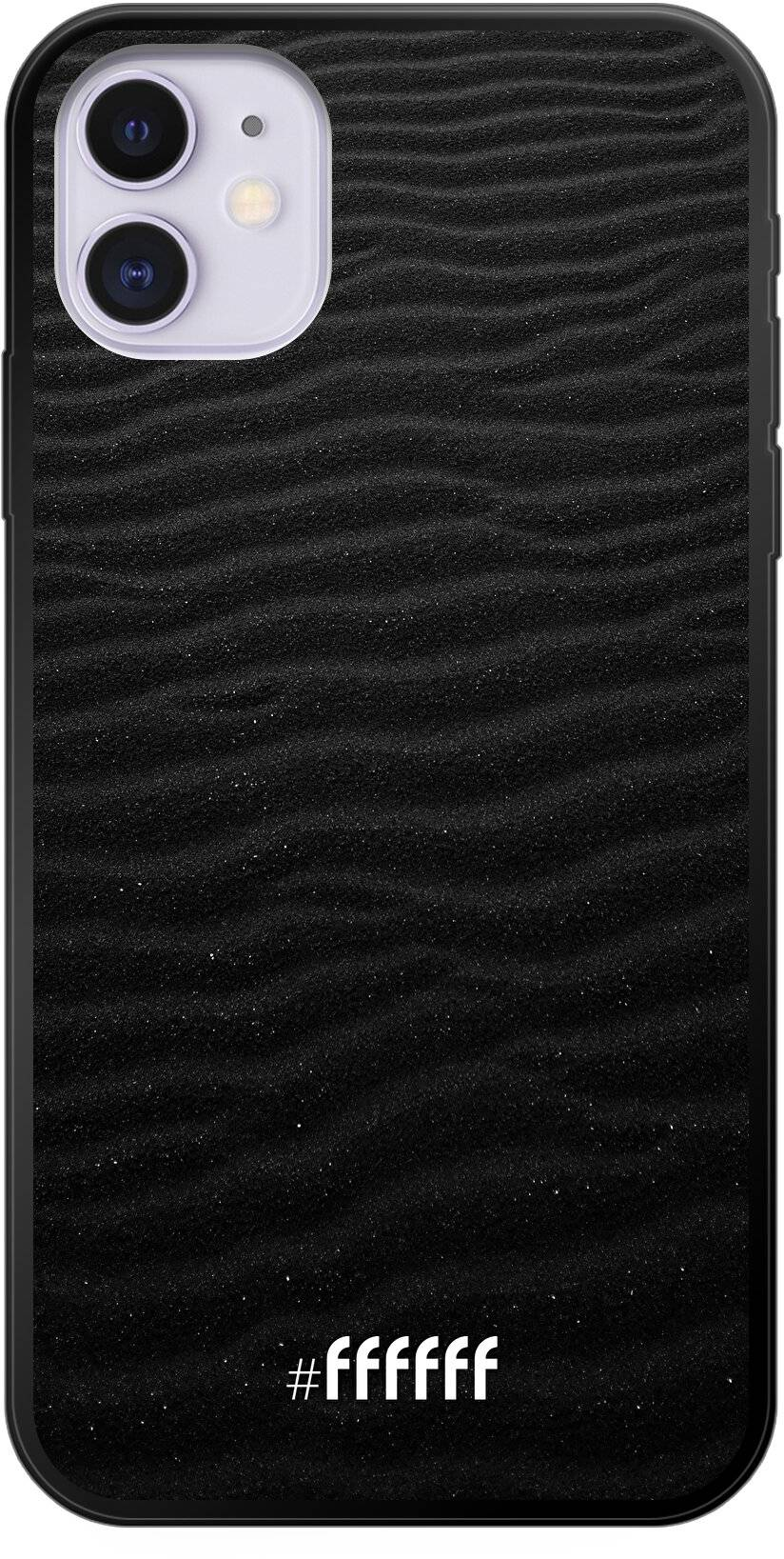 Black Beach iPhone 11