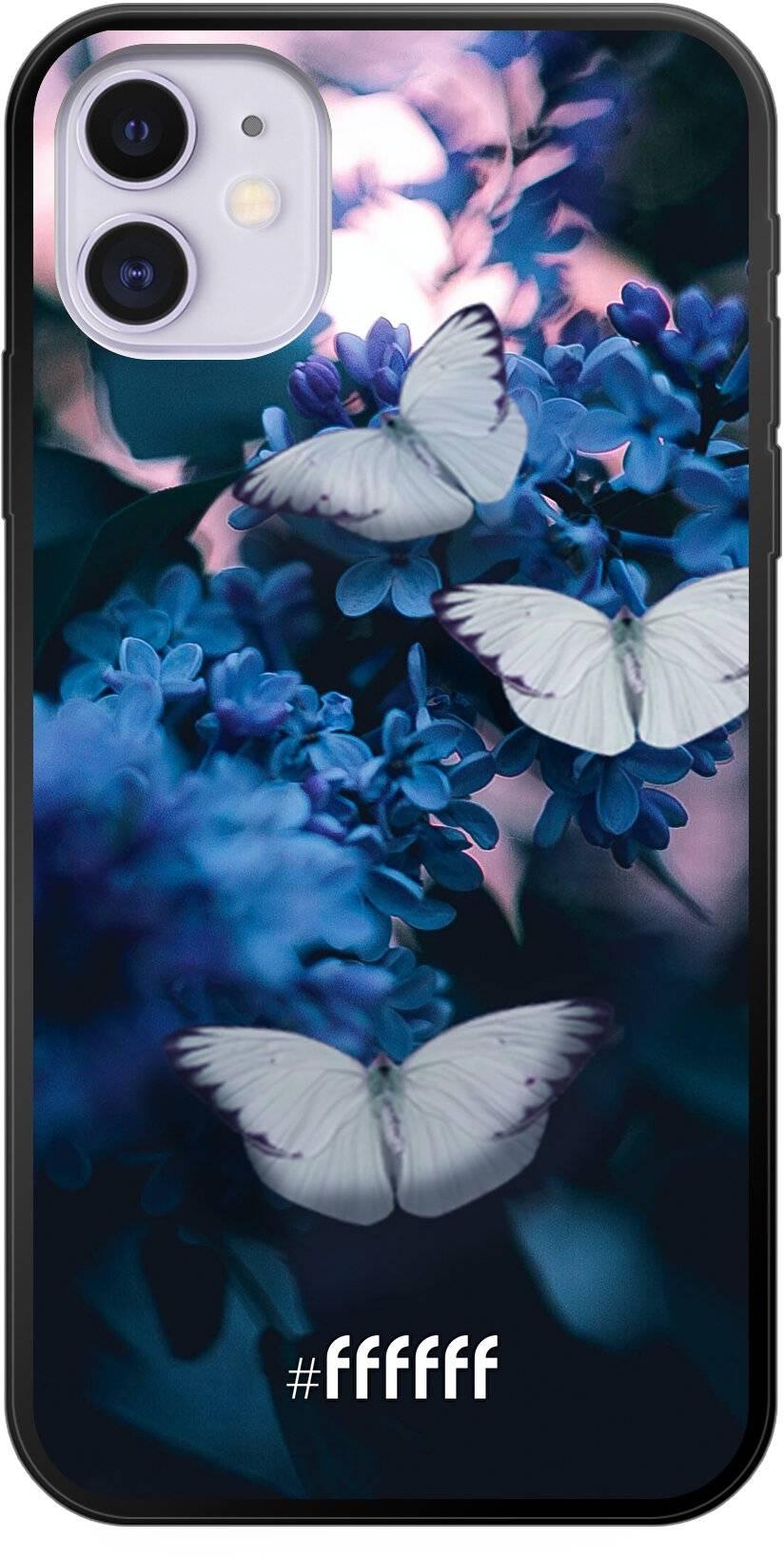Blooming Butterflies iPhone 11