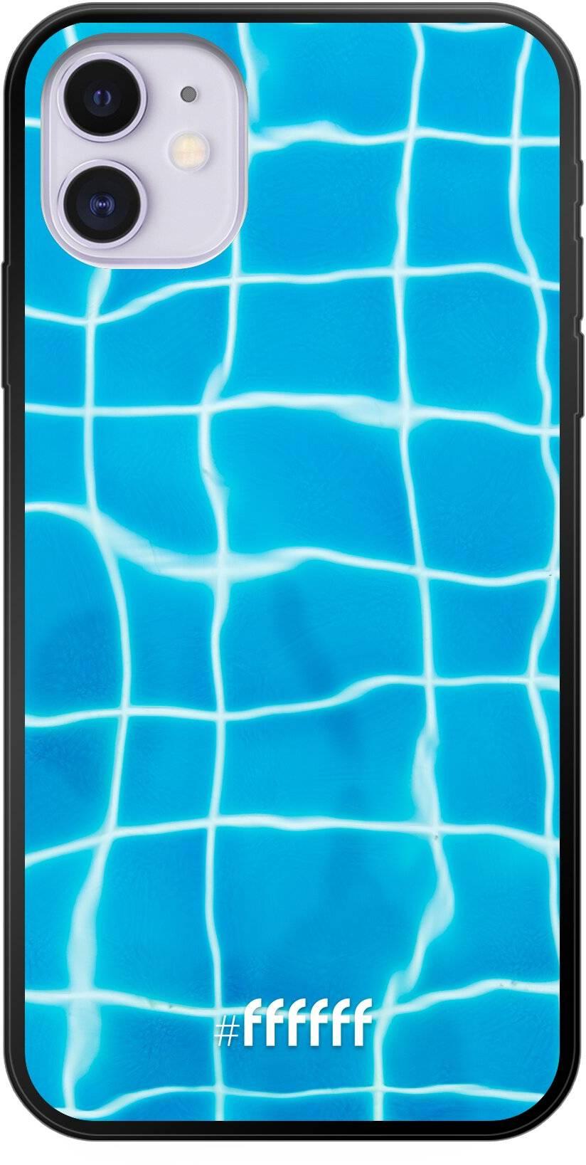 Blue Pool iPhone 11