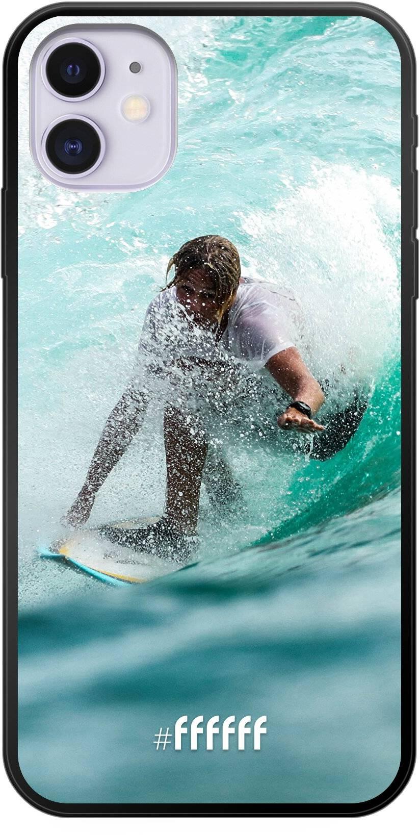Boy Surfing iPhone 11