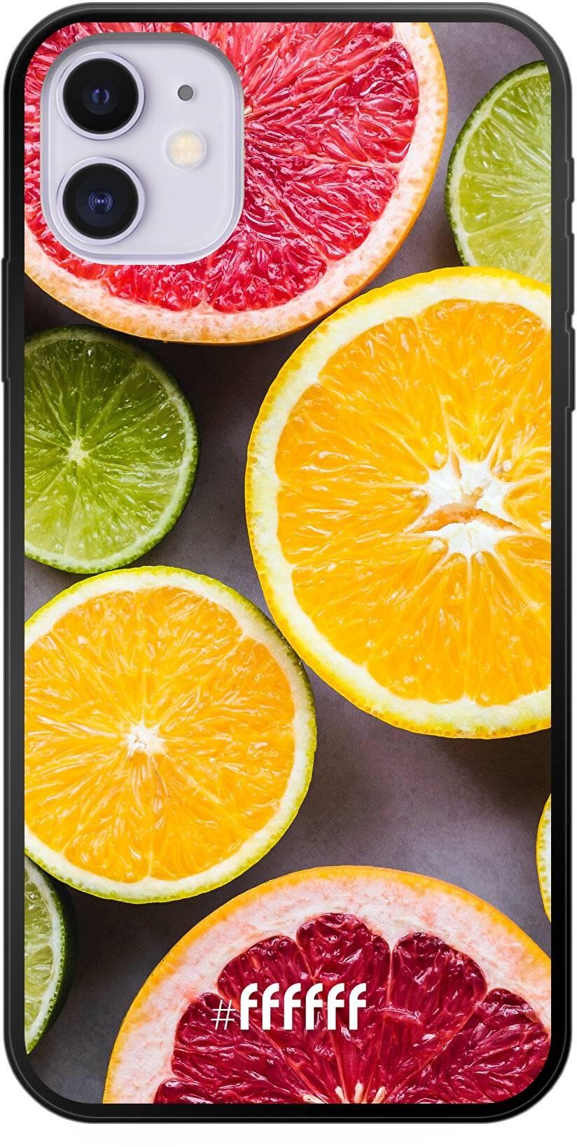 Citrus Fruit iPhone 11