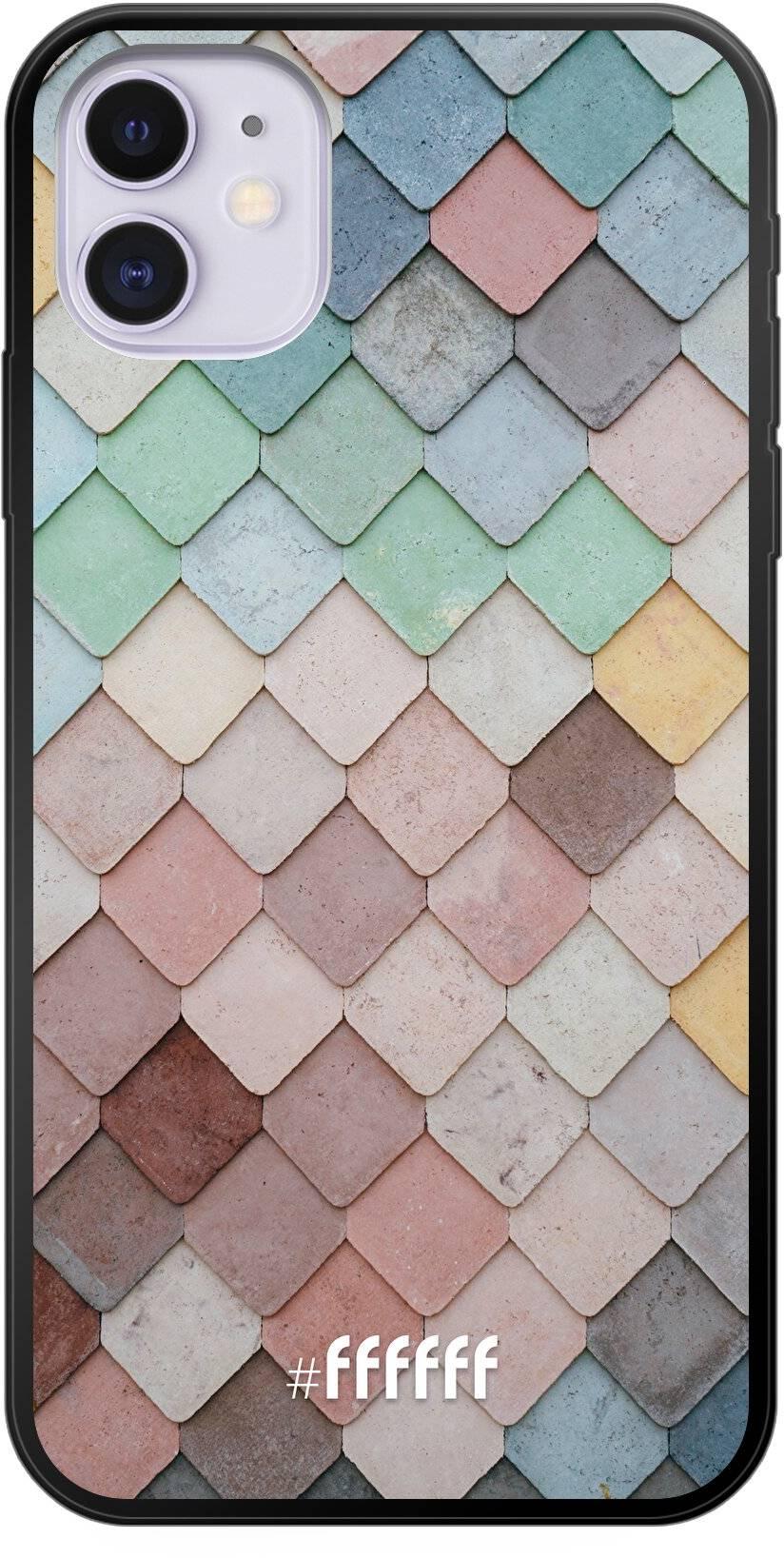 Colour Tiles iPhone 11