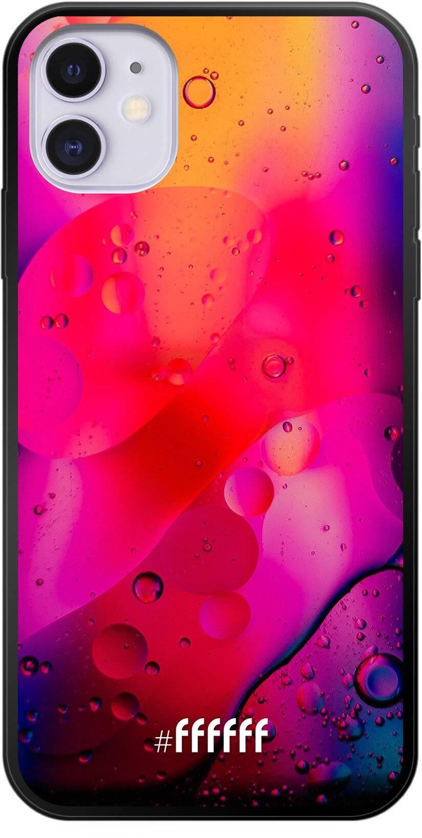 Colour Bokeh iPhone 11
