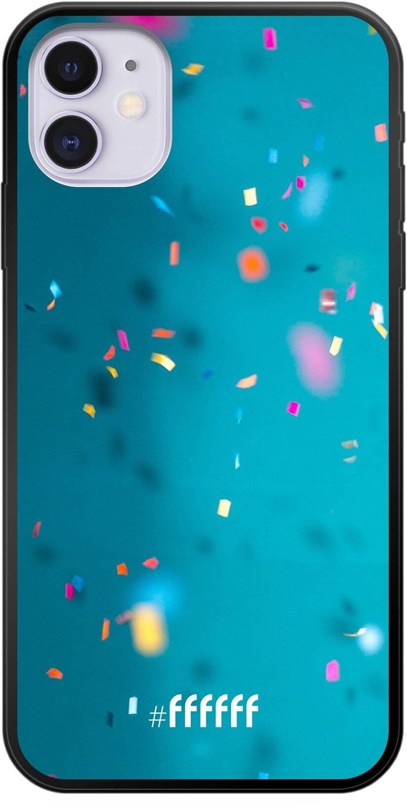 Confetti iPhone 11