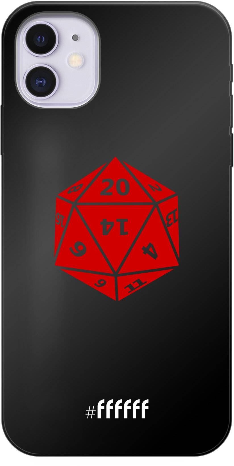 D20 - Transparant iPhone 11