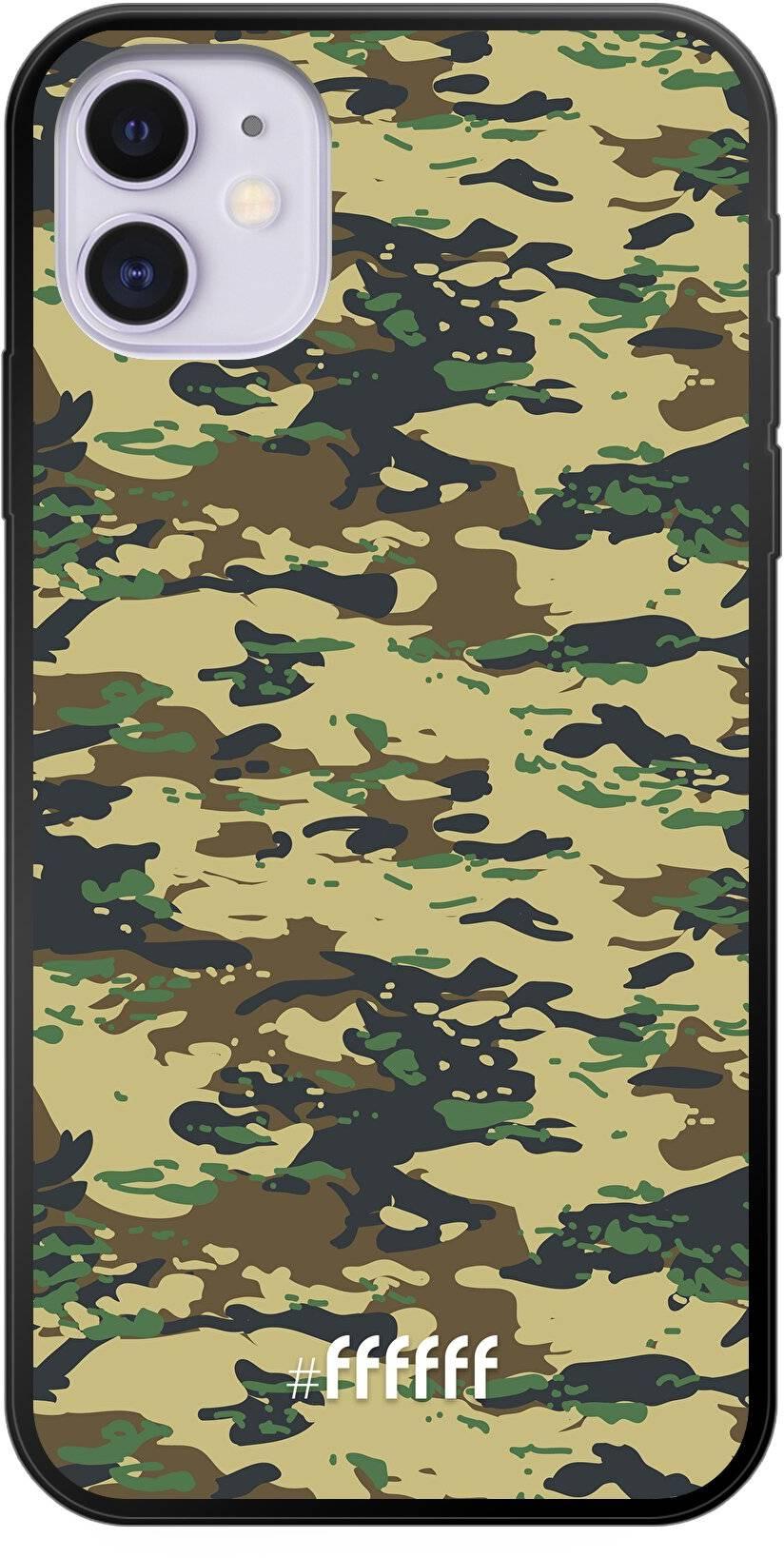 Desert Camouflage iPhone 11