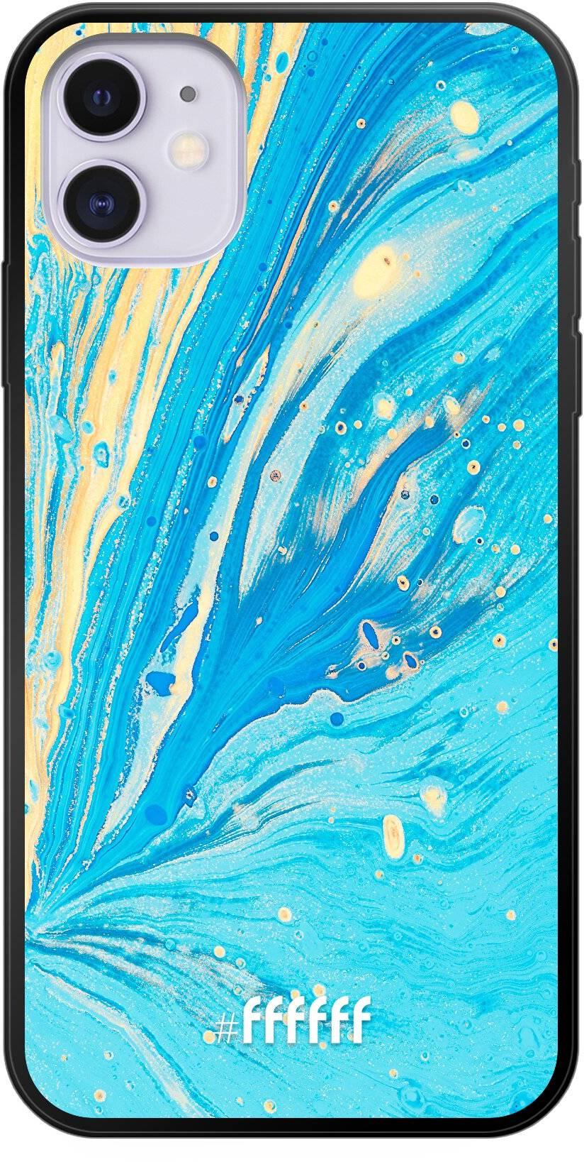 Endless Azure iPhone 11