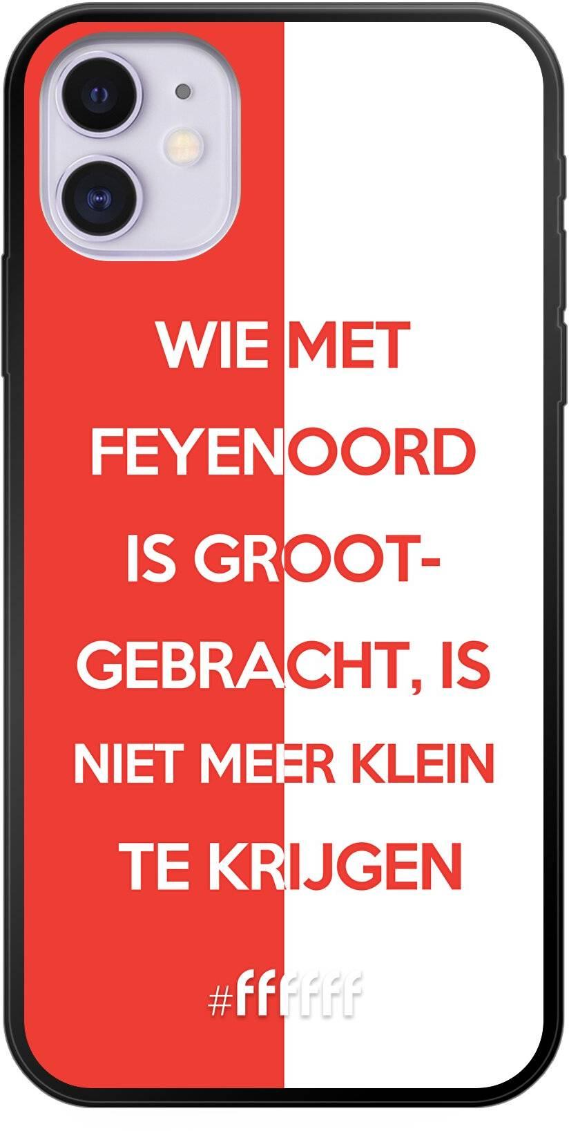 Feyenoord - Grootgebracht iPhone 11