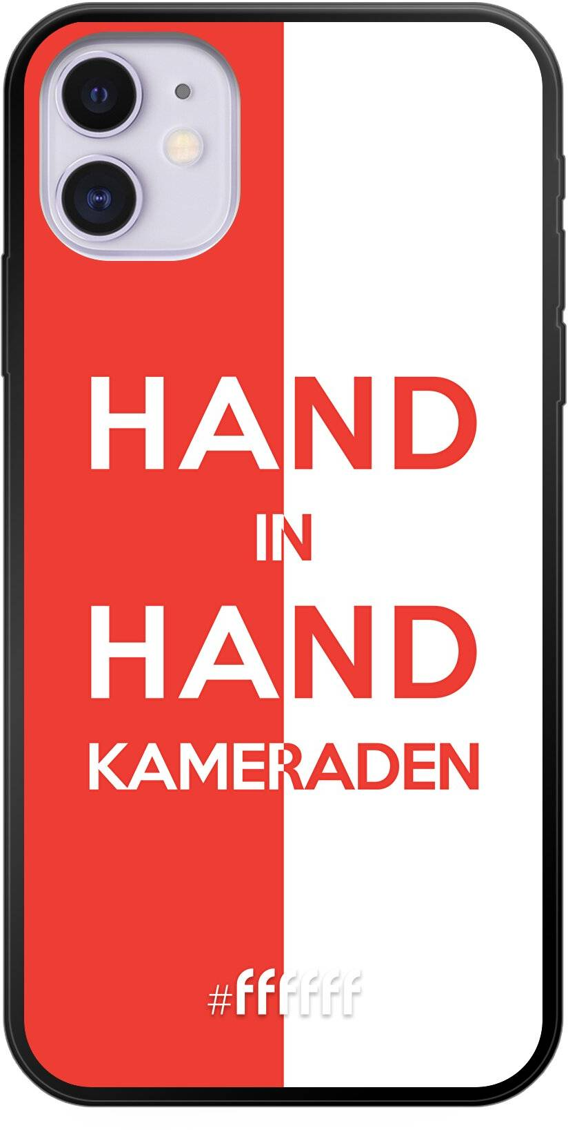 Feyenoord - Hand in hand, kameraden iPhone 11