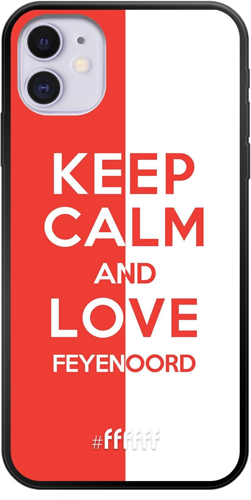 Feyenoord - Keep calm iPhone 11