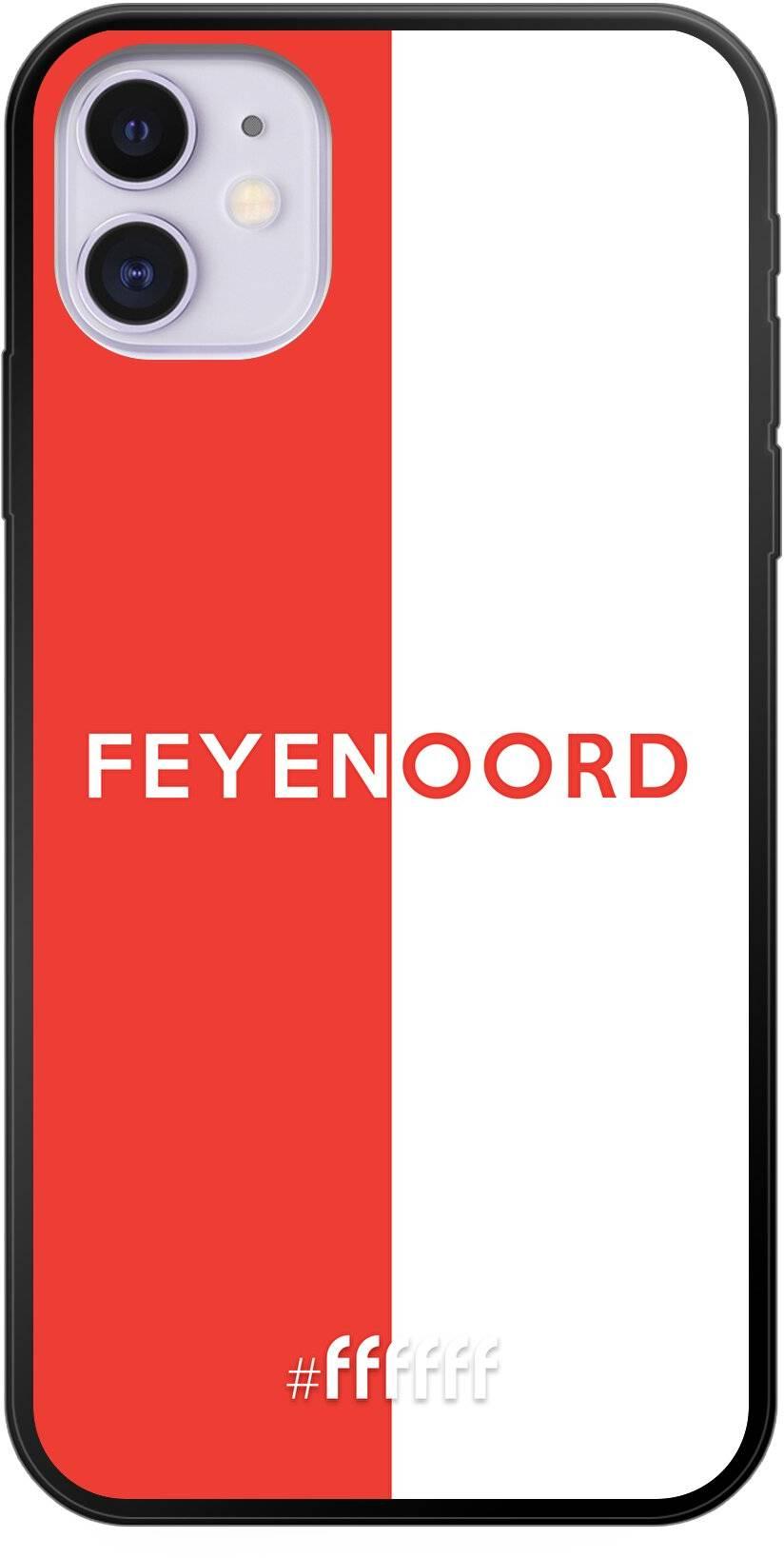 Feyenoord - met opdruk iPhone 11