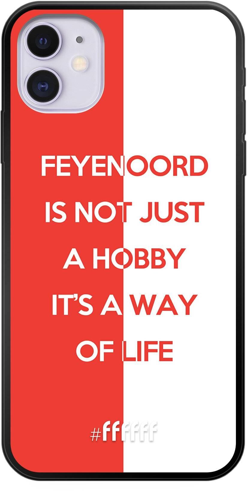 Feyenoord - Way of life iPhone 11