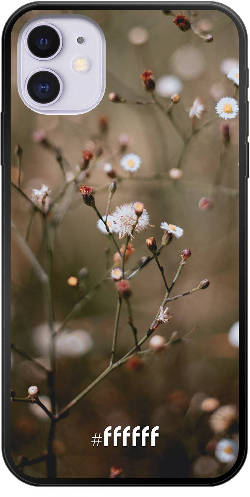 Flower Buds iPhone 11